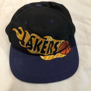 🧢Vintage Lakers cap